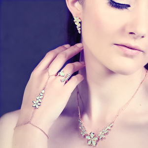 Blossom Jewelley Set