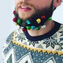 Jingling Christmas Beard Bells