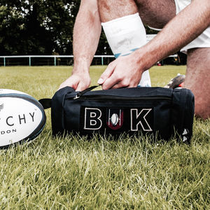 Personalised Sports Boot Bag