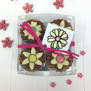 Chocolate Flowers Gift Box For Birthdays