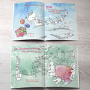 personalised story book for christmas gift