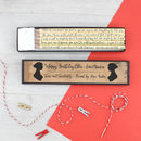 Personalised Sense And Sensibility Quote Pencils