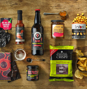 Yorkshire Chilli Challenge Hamper - tasting sets