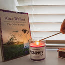 Classic Book Three Month Book And Candle Subscription