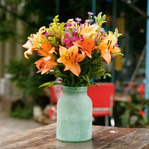 Letterbox Flower Bouquet - gifts for mothers