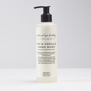 Fig And Vanilla Hand Wash - hand care