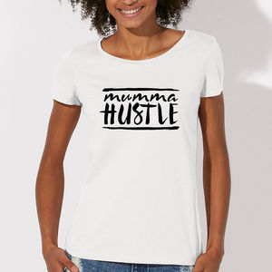 Mother's Day 'Mumma Hustle' Organic Top - tops & t-shirts