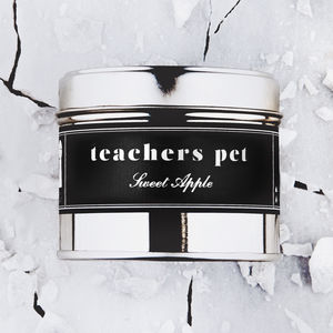 'Teachers Pet' Sweet Apple Scented Candle