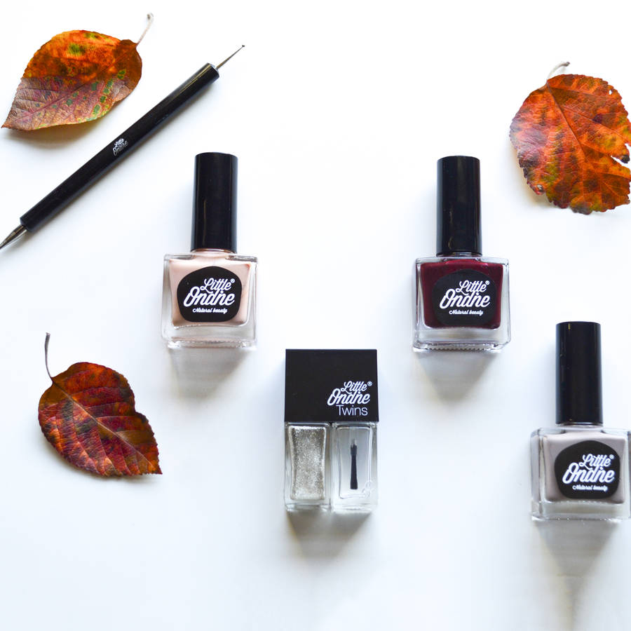 Discover Peel Off Toxin Free Nail Polish Collection