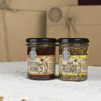 Kent Honey And Mustard Gift Set