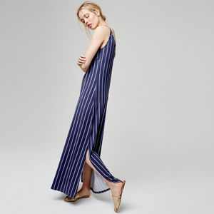 Luxurously Soft Long Summer Dress - gifts for her