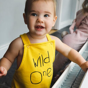 'Wild One' Children's Dungarees