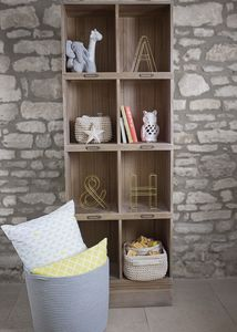 Burford Locker Bookcase