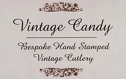 Vintage Candy the home of beautiful personalised vintage cutlery