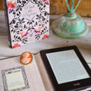 Kindle eReader Or Tablet Cover Pride And Prejudice