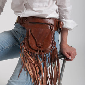 Tassel Belt Navarro - womens