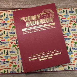 Gerry Anderson Comic Collection Deluxe Edition