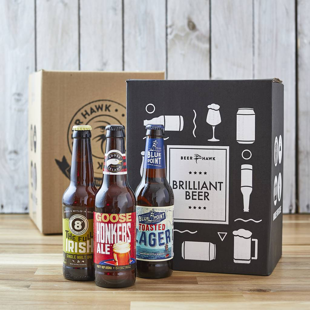 craft beer gift ideas craft and savoury treats gift idea for him by 3733
