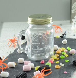 Personalised Halloween Jar - home sale