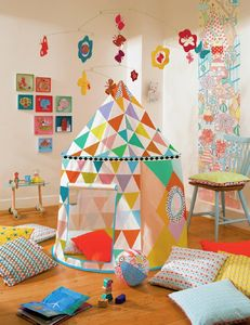 Harlequin Indoor Play Tent