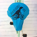Bike Accessory Dinosaur Rain Bike Seat Cover