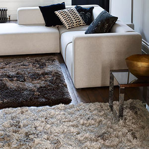 Wilderness Shaggy Rug - rugs & doormats