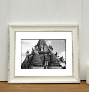 Former Monastery Kitchen, Chinon Photographic Art Print
