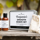 'Smooth Operator' Personalised Grooming Shave Kit