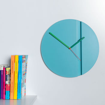 Origami Wall Clock Pleat Fold