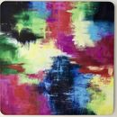 Colourful Abstract Coasters
