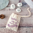 'Little Bag Of Happiness' Keepsake Pebble Kit