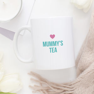 Mum's / Mummy's Personalised Mug - mugs