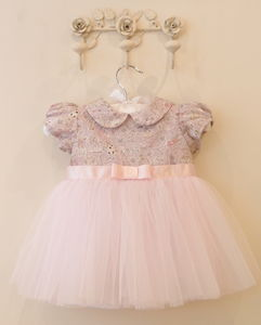 Alice In Wonderland Baby Tulle Dress - dresses
