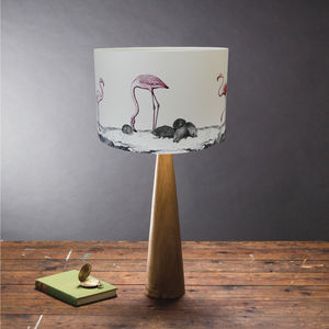 'Curious Croquet' Alice In Wonderland Lampshade - children's lighting
