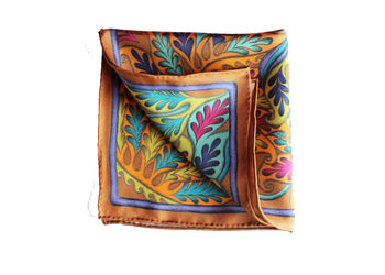 Colourful Silk Pocket Square