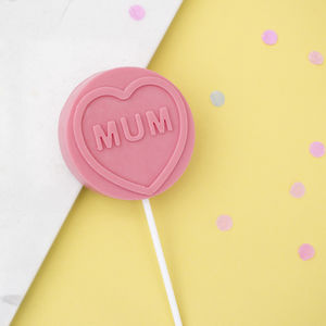 Mum Lollipop Soap - mother's day gifts