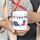 Meghan And Harry Royal Wedding Commemorative Mug