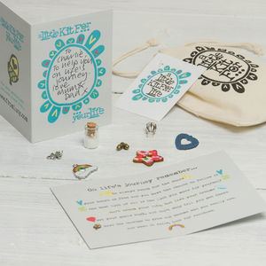 'A Little Kit For…' Life - christening gifts