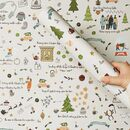 Things We Love About Christmas Wrapping Paper Recycled