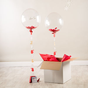 Letter From Father Christmas Balloon - cards