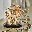 Handmade Gold Leaf Fairy Lights