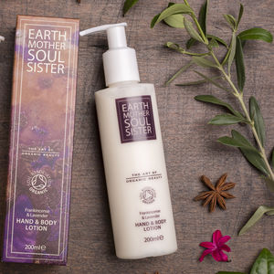 Frankincense And Lavender Hand And Body Lotion - skin care