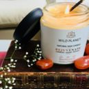 Rejuvenate Carnelian Crystal Infused Candle Jar