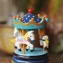 Blue Carousel (small)