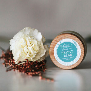 All In One Natural Beauty Balm - lip care