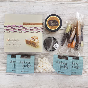 Fudge Kitchen Afternoon Tea Hamper - sweet hampers