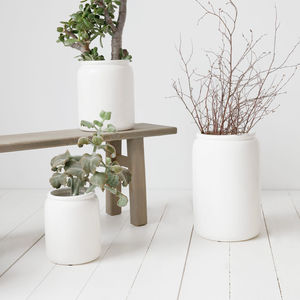 Ceramic Planter - the new nautical