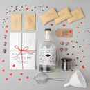 Make Your Own Love Potion Gin Kit