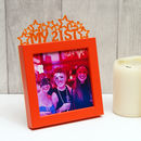 'My 21st' Birthday Mini Photo Frame