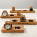 Cufflink Tray And Watch Stand